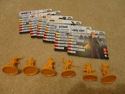 £10 • Buy Zombicide 2nd Edition Board Game. All 6 Child Survivors From Base Game Box