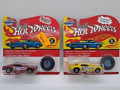 $ CDN27.95 • Buy Vintage Hot Wheels Redline Yellow Snake And Red Mongoose 2 Car Lot Mint On Card