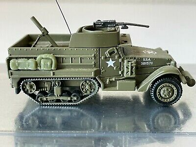 $5.95 • Buy Matchbox Collectibles 50th Anniversary 2001 Olive Military WWII M3A2 HALF TRACK