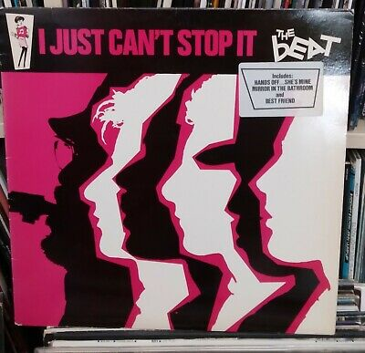 £7.99 • Buy The Beat I JUST CAN'T STOP Original Lp THE SPECIAL MADNESS TWO TONE SELECTER