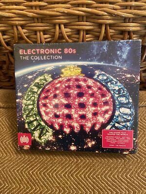 £7.99 • Buy Electronic 80S: The Collection - Ministry Of Sound -  CD 3 CDS (b3)