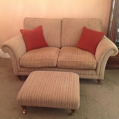 £500 • Buy Parker Knoll Sofa (2/3 Seater) And Footstool, Good Condition, Bought 2017