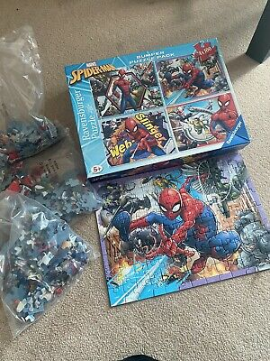 £2 • Buy Marvel Spiderman Puzzles New BEST OFFERS CONSIDERED