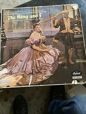 £0.99 • Buy Rodgers And Hammerstein The King And I Vinyl