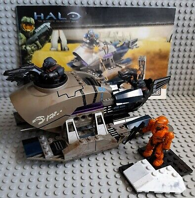 £9.99 • Buy Halo Mega Bloks 96869 Covenant Brute Prowler With Instructions