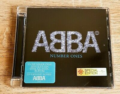 £0.59 • Buy ABBA - Number Ones CD Album - Special Edition