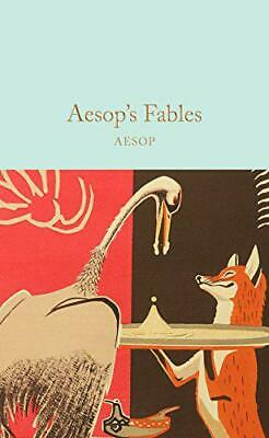 £8.29 • Buy Aesop's Fables (Macmillan Collector's Library) By Aesop, NEW Book, FREE & FAST D