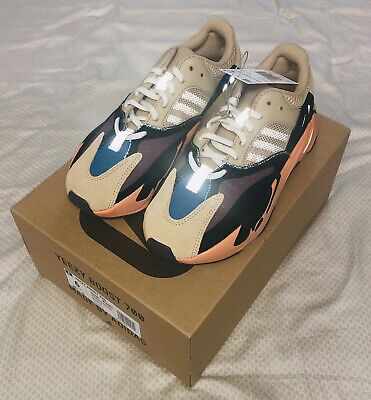 $ CDN426.32 • Buy Adidas Yeezy Boost 700 Enflame Amber Size 6 DS