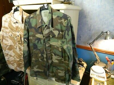£17.50 • Buy US Air Force Camo Jacket Size Small Short