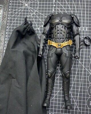 $ CDN297.57 • Buy Hot Toys HT DX12 1/6 Batman Body Figure The Dark Knight Rises Collectible 12in.