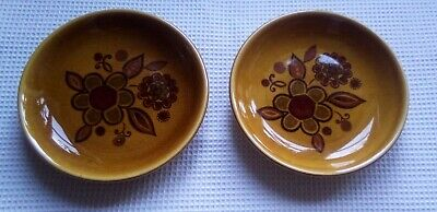 £1.99 • Buy Vintage Royal Worcester Palissy Sierra - Small Dishes X 2