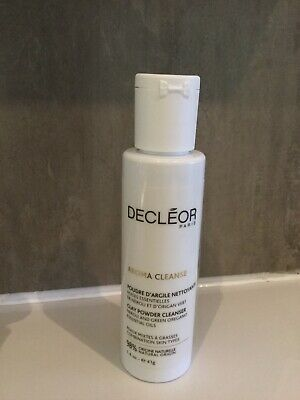 £13 • Buy Decleor Aroma Cleanse Clay Powder Cleanser Face Wash Combination Skin 41g New