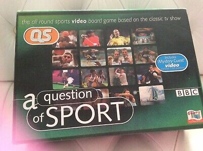 £25.99 • Buy A Question Of Sport Game 1999 Edition Complete Incl. All 50 Who Am I Cards RARE