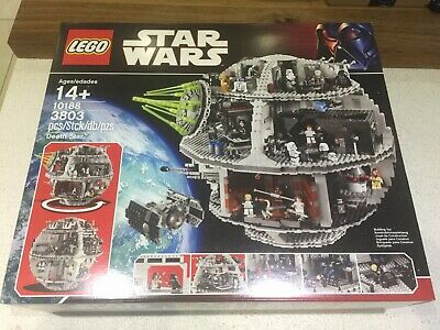 £340 • Buy LEGO Star Wars UCS Death Star (10188) Brand New And Sealed
