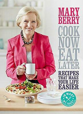 £4.79 • Buy Cook Now, Eat Later, Berry, Mary, Good Condition Book, ISBN 9781472214737