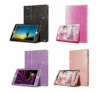 £7.71 • Buy Glitter Magnetic Leather Bling Case Wallet Stand Cover For IPad Mini 1 2 3 4 & 5