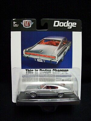 $ CDN1.20 • Buy M2 Machines Auto Drivers 1966 Dodge Charger 383 Limited Edition.
