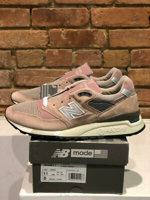 $263.47 • Buy New Balance Shoes M998ki1 Color Dusty Pink  Made In The Usa Width D