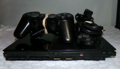 £88.63 • Buy Sony PS2 Slim Console 1 Controller New Laser, New Battery Tested SCPH-90001