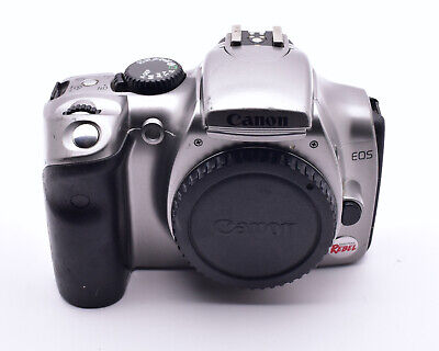 £17.42 • Buy Canon EOS 300D Digital Rebel DS6041 6.3 MP Body With Accessories READ (#8595)
