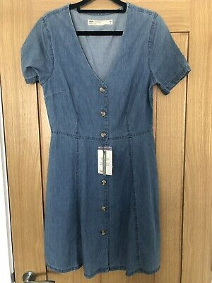 £15 • Buy ASOS Denim TALL Dress - Size 8 - Brand New With Tags
