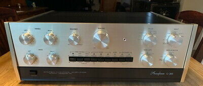£1129 • Buy Accuphase C-200 Top Stereo Preamplifier