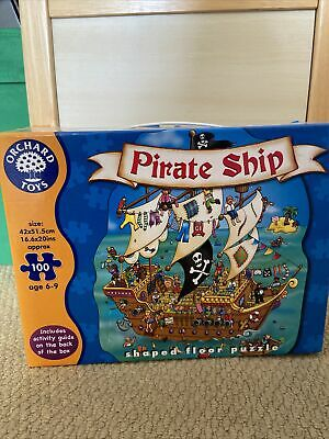 £2.99 • Buy Orchard Toys Pirate Ship Jigsaw Puzzle