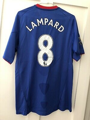 £50 • Buy Adidas Chelsea Jersey Lampard Size: S