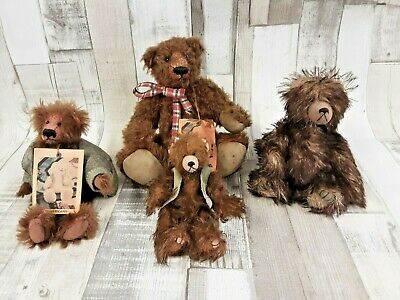 £7.99 • Buy Collection Of 4 Lynne Bears