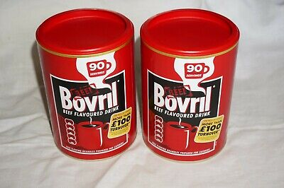 £20 • Buy Bovril Beef Flavoured Drink 2 Tubs X 450g Catering Tub Granules   180 SERVINGS  