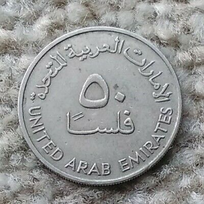 £0.99 • Buy 50 Fils 1973 United Arab Emirates Coin B3 By Staceys_coin_corner