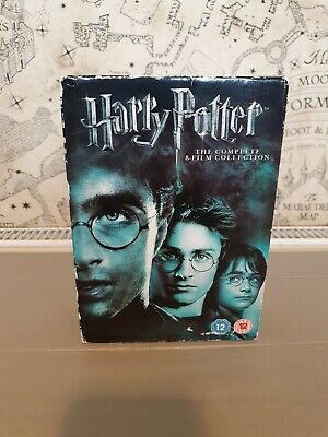 $ CDN18.86 • Buy Harry Potter The Complete 8 Film Collection, 1- 8 Disc DVD Box Set, All Films