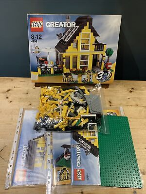 £44.89 • Buy Lego Creator Set 4996 Beach House Boxed Used Complete