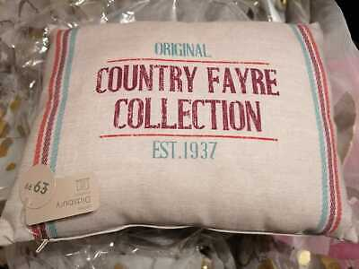 £10 • Buy *Dunelm Mill Country Style Cushion 37 X 28cms New*