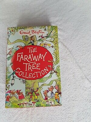£10 • Buy THE FARAWAY TREE COLLECTION - ENID BLYTON - 2017 - 4x BOOK BOX SET - EXCELLENT