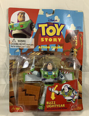 £5.54 • Buy Toy Story Buzz Lightyear Action  Figure Thinkway Toy