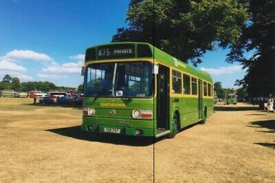 £0.35 • Buy Bus Photo Photograph Southdown Picture 75 Leyland National At Bus Rally Ycd75t