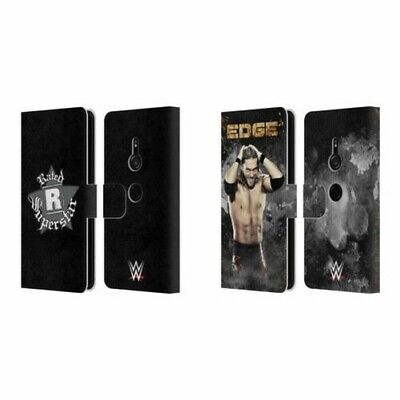$ CDN25.40 • Buy Official Wwe Edge Leather Book Wallet Case For Sony Phones 1