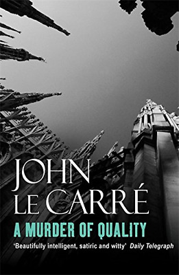 £25.37 • Buy A Murder Of Quality, Le Carré, John, Good Condition Book, ISBN 9780340937563