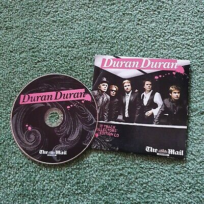 £0.99 • Buy Duran Duran  Promotional Daily Mail 10 Track Collectors' Cd