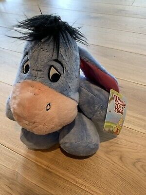 £5 • Buy Disney Winnie The Pooh Eeyore Soft Plush Soft Toy Flopsies New With Tags 12