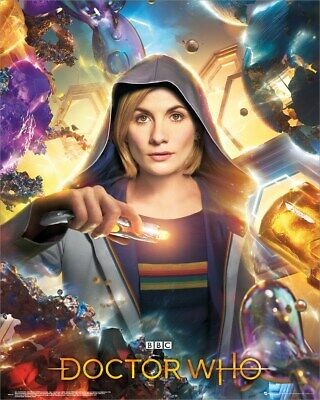 £6.75 • Buy Doctor Who Poster Universe Calling 40x50cm