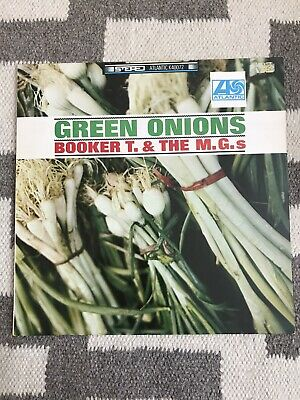 £45 • Buy Booker T And The MG's Green Onions Vinyl Lp 1968 Original