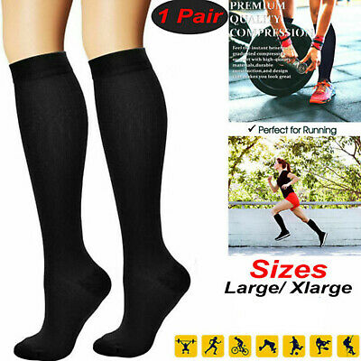 £2.99 • Buy Compression Socks Arch Support Foot Pain Heel Plantar Fasciitis Relief Sleeve Uk