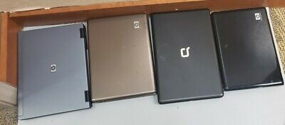 $ CDN127.90 • Buy Lot Of 4 HP Laptop Various RAM 0GB HDD UNTESTED FOR PARTS OR REPAIRS