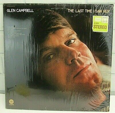 $ CDN18.83 • Buy Glen Campbell The Last Time I Saw Her SW-733 LP Stereo Vinyl Record 33RPM VG+