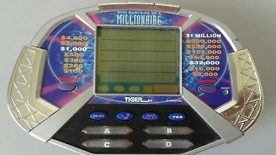 £4.22 • Buy Who Wants To Be A Millionaire Electronic Game  2000 Tiger Electronics