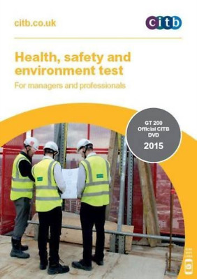 $ CDN6.89 • Buy CITB-Health, Safety And Environment Test For Mana (UK IMPORT) DVD [REGION 2] NEW