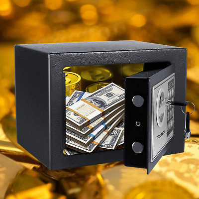 £29.99 • Buy Secure Digital Steel Safe Electronic Security Home Hoteloffice Money Safety Box