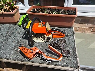 £0.99 • Buy Sthil 023 Chainsaw Spares Or Repair With Extras